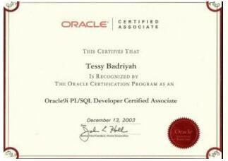 昂立ORACLE认证技术专家班