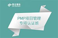 昂立PMP项目管理专项认证班
